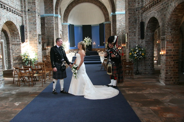 Church wedding photography in Dumfries and Galloway scotland